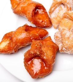 Stock image nº Spanish Food, Gluten Free Cookies, Churros, Granola, Chicken Wings, My Recipes, Sweet Potato, French Toast, Bacon
