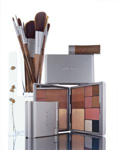 Discover the difference of Aveda makeup  #AvedaMakeup   For hair & makeup appointments at Stewart & Company Salon, call (404) 266-9696.