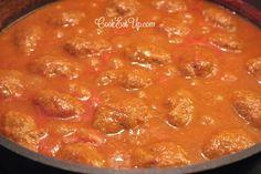 Σουτζουκάκια Σμυρνέικα ⋆ Cook Eat Up! Ground Meat, Meat Recipes, Curry, Ethnic Recipes, Foods, Ground Beef, Food Food, Curries