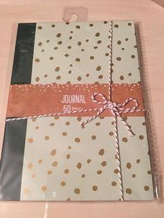 Target Dollar Journal Book  Planning, Planner, Journaling,Target Dollar Spot, Winter 2015 Release by PlannerCraftParadise on Etsy