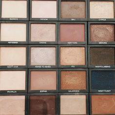 Imagen de makeup, eyeshadow, and palette