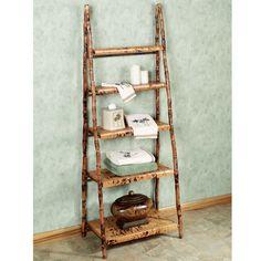 Bocca Ladder Display Shelf