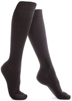 Unisex Travel Half Hose Graduated Compression 18-21 mmHg / 140den