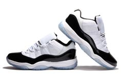 Air Jordan Retro 11 Low White Black Mens shoes, the best design will provide you more comfortable when you playing basketball. Cheap Jordan 11, New Jordan 11, Jordan 11 Gamma Blue, Jordan 11 For Sale, Jordan Retro 11 Low, Air Jordan 11 Low, Jordan Xi, Jordan Shoes, Tennis