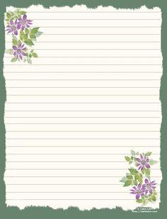 papel para cartas - Petra Granado - Álbumes web de Picasa
