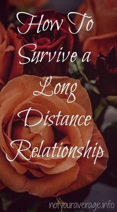 Long distance relationships are extremely challenging. Communication and trust are more important than ever. Learn how you can surprise your partner to spice up the relationship, think of new date ideas and places to visit in each others local area!