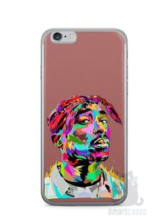 Capa Iphone 6/S Tupac Shakur #4 Capa Iphone 6s Plus, Iphone 6 S Plus, Tupac Shakur, Capas Iphone 6, Phone Cases, Tablets, Phone Case