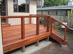Ultra-tec® stainless steel cable railing system - modern - porch - Ultra-tec Cable Railing by The Cable Connection Wire Deck Railing, Deck Railing Systems, Cable Railing, Porch Railings, Porch Stairs, Modern Porch, Modern Deck, Railing Design, Patio Design