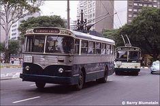 OS TRÓLEBUS DO BRASIL