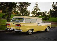 1958 Ford Ranch Wagon.