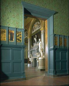 William Morris Fan Club: The Morris Room, Victorian & Albert Museum