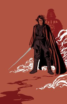 Anakin Skywalker/Darth Vader - The blood on his hands - Star Wars Star Wars Fan Art, Star Trek, Anakin Skywalker, Anakin Vader, Star Wars Personajes, Star Wars Wallpaper, Star War 3, Star Wars Gifts, Star Wars Art