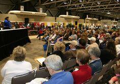 Dr. Lori antiques appraisal event in #KansasCity Missouri