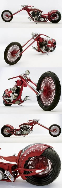 that, is pretty sweet... >>> Big Bear Choppers