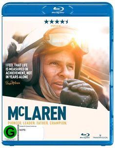 McLaren ~ Blu-ray
