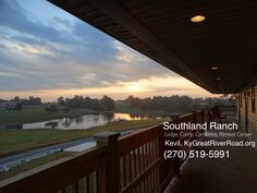 Southland Ranch | KevilKy | Wedding Venue, Lodge, Camp, Conference, Retreat,  almost 50 acres, situated on rolling hills of Ballard CountyKy only 20 minutes from PaducahKy.  Includes a dining Hall, two 80-bed dormitories, a 30' x 50' pool with pool-house, an open-air pavilion, and sports fields where you find Peace and serenity. SBTRanch.com | KyGreatRiverRoad.org