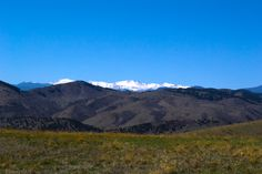 View of Mt. Evans, from Green Mountain Lakewood, Colorado 2012 Lakewood Colorado, State Of Colorado, Places To See, Places Ive Been, Green Mountain, Vacation Spots, Evergreen, Evans, My House
