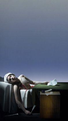 Robert Wilson - LadyGaga The Death of Marat, 2013