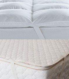 How To Choose A Mattress Topper. Comparison of mattress toppers, mattress pads, feather/down/cotton beds, how to stay cool, warm, and so much more...