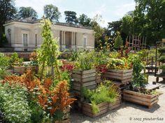 Pariisin ja Givernyn puutarhoja | 1003 puutarhaa - 1003 gardens