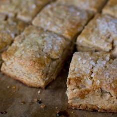 Maple Syrup Scones Recipe (via www.foodily.com/r/gEYWS2pVf)