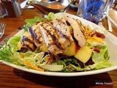 Colony Salad Liberty Tree Tavern (Magic Kingdom)