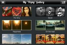 Tripty / gallery Creative Photos, How To Apply, Iphone, Gallery, World, Happy, Roof Rack, Ser Feliz, The World