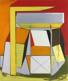 Essay by Thomas Scheibitz, 2008, 190 x 160 cm