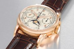 To celebrate watchmaker Patek Philippe's 175th anniversary, Christie's is hosting a thematic auction on November 9th at Geneva's Four Seasons Hotel des Bergues.
