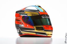 Racing Helmets Garage: Arai Auto