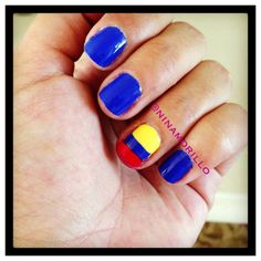 Bellyitch 2014 Worldcup Nailart For Every Nation Competing