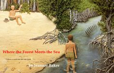 Where the Forest meets the Sea-Inferential English Lesson K-2 from Australian Curriculum Lessons