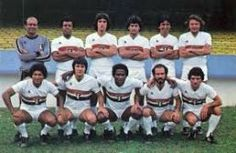 anos 80 - Fotos de Os Jogadores do Sao Paulo FC