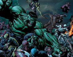 Hulk - MARVEL UNIVERSE SAGA (2008) #1