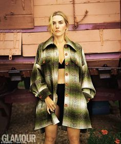 'I should have had had a backup career, because if it had all gone t*** up, I would have been stuck', Kate Winslet sent pulses racing as she posed semi-naked for her latest photoshoot