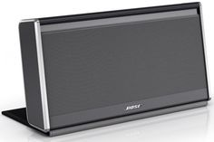 The Bose® Wireless SoundLink® Wireless Mobile speaker is small enough to grab and go - wherever you go - so your music is always ready to liven up any event, planned or not.