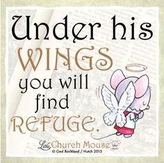 Amen! #LittleChurchMouse
