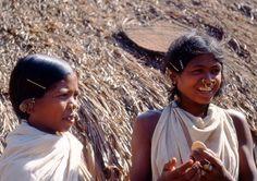 Dongria Khond girls