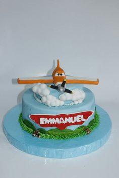Torta Aviones 100% Comestible.