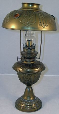 Lamps, Lighting Lovely Antique Glass Shade Gas Wall Sconce Light Fitting C1870 Photogravure Collectibles
