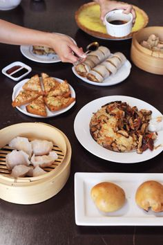 Dim Sum Dinner Party