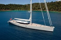 Zefira Superyacht by Fitzroy Yachts