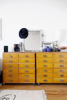 vintage dressers / sfgirlbybay