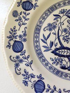 English Kensington Staffordshire Handcrafted от MariasFarmhouse