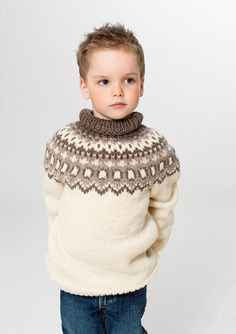Click to enlarge Knitting For Kids, Crochet For Kids, Knitting Yarn, Knit Crochet, Norwegian Knitting, Ethical Clothing, Handmade Clothes, Ikon, Knitwear