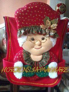 Navidad - New Site Christmas Sewing, Christmas Embroidery, Felt Christmas, Christmas And New Year, Christmas Crafts, Christmas Decorations, Christmas Ornaments, Holiday Decor, Merry Christmas
