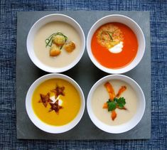 Easy Soup Toppings To Brighten Any Bowl