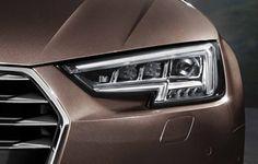 New Audi A4 Saloon Headlights