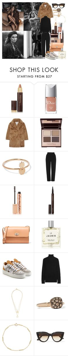 """""""I just wanna breathe, I just wanna fly, I just wanna close my eyes, and take in the sun, and take in the air"""" by brownish ❤ liked on Polyvore featuring Hourglass Cosmetics, Christian Dior, Golden Goose, Charlotte Tilbury, I+I, Topshop, A.P.C., Miller Harris, Filling Pieces and Equipment"""