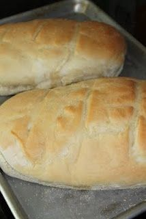 Easy French Bread Recipe I just made this and it really is easy!  Very few ingredients and quick! ~Amber